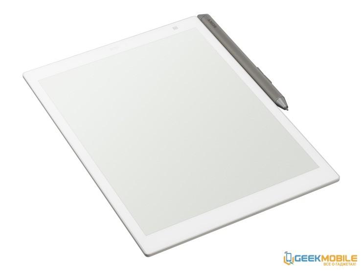 Новый планшет Sony Digital Paper