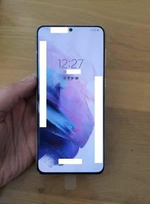 В сеть слили живые фотографии Samsung Galaxy S21 Plus