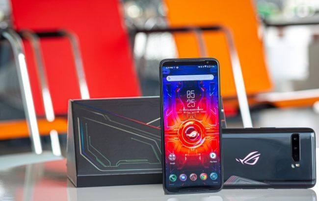 Обзор Asus ROG Phone 3 — лучший смартфон для геймера