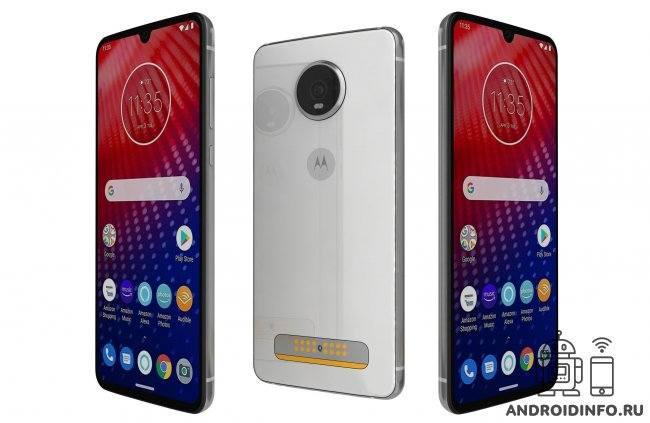Обзор Motorola Z4.