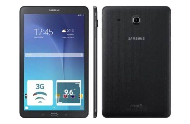 Обзор  Samsung Galaxy Tab E 9.6