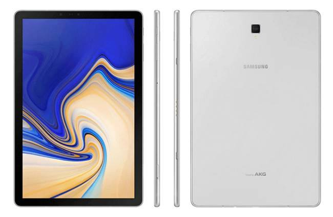 Обзор  Samsung Galaxy Tab S4 10.5