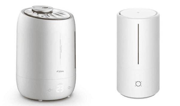 Сравнение увлажнителей воздуха Xiaomi Mijia Intelligent и Deerma Humidifier DEM-F600