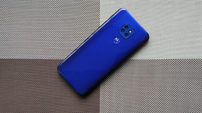 Обзор Motorola Moto G9 Play – недорогой смартфон с емкой батареей и NFC