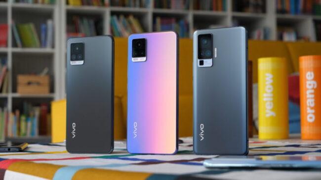 ТОП—6. Лучшие смартфоны Vivo 2021 года. Рейтинг на Февраль!