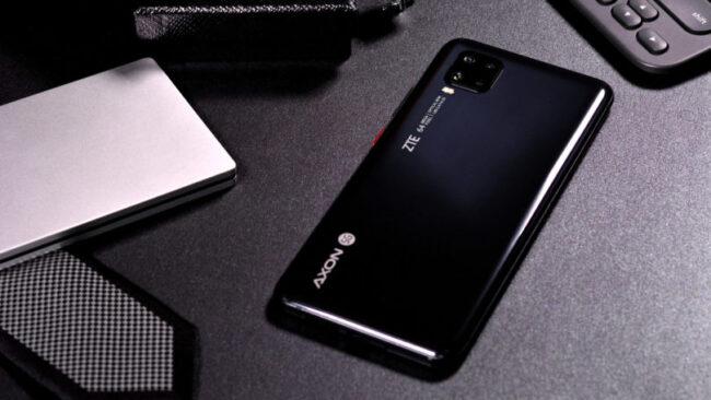 Лучшие смартфоны ZTE