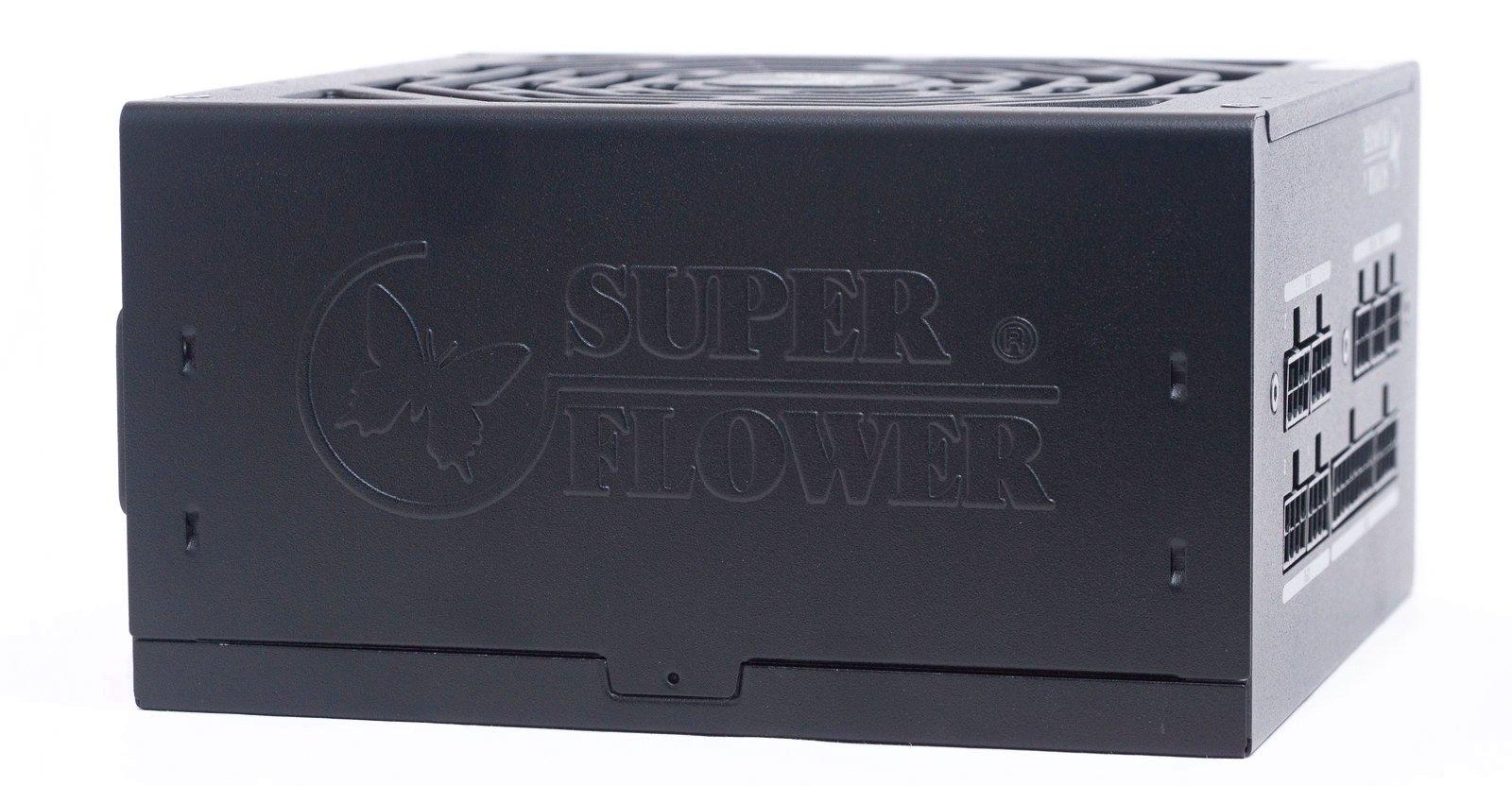 Обзор блока питания Super Flower LEADEX III Gold 750W
