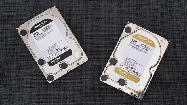 Обзор и тестирование двух жестких дисков Western Digital Gold WD1005FBYZ и Black WD2003FZEX