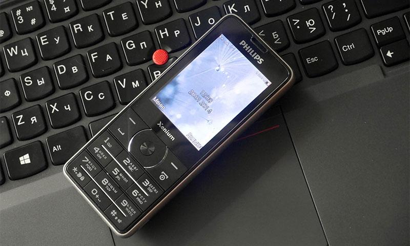 Лучшие кнопочные телефоны Philips