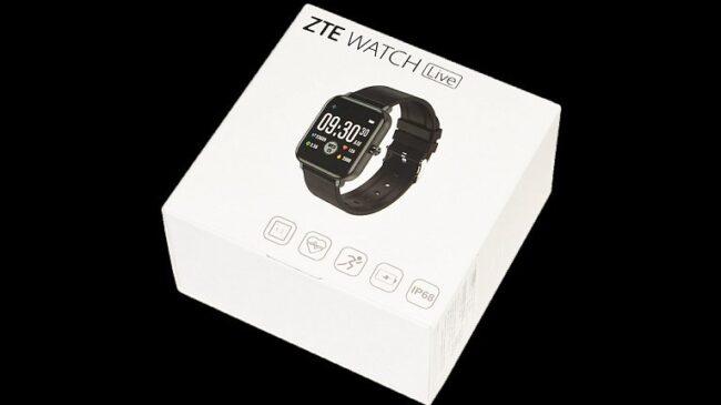 Обзор умных часов ZTE Watch Live
