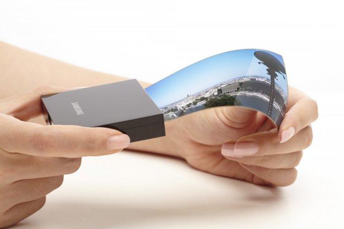 Samsung начнет производить гибкие OLED-панели для Xiaomi, Google и Vivo