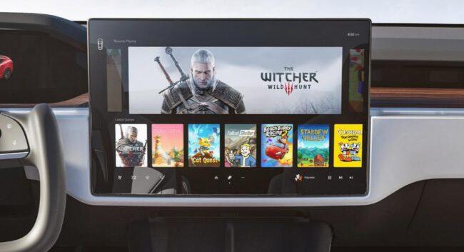 Илон Маск был прав: мультимедийная система в Tesla Model S и Model X работает с графикой AMD, как у PlayStation 5 и Xbox Series X