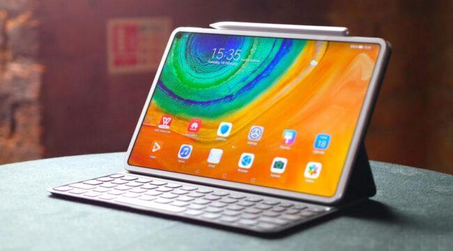 Инсайдер: Huawei 2 июня представит планшет MatePad Pro с чипом Qualcomm Snapdragon 870 на борту