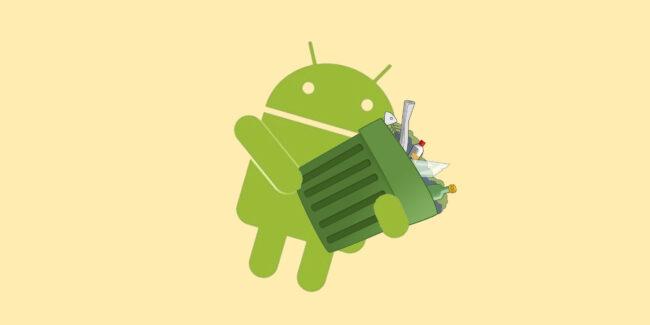 Лучшие среди бесплатных приложений для очистки смартфона от хлама