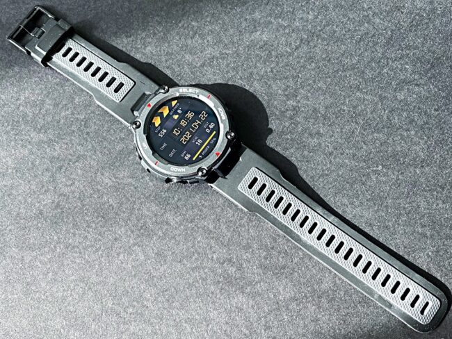 Обзор Amazfit T-Rex Pro — сверхзащищенные и брутальные умные часы