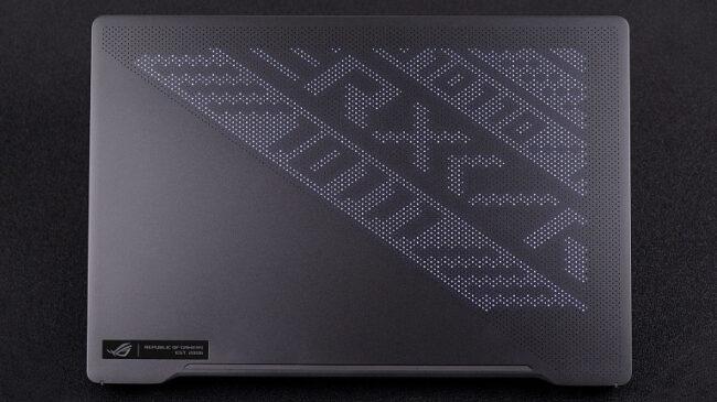 Обзор ноутбука ASUS ROG Zephyrus G14 GA401Q