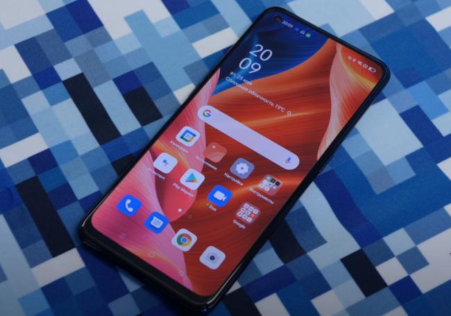 Обзор OPPO A74 — стильный и долгоиграющий смартфон с AMOLED дисплеем