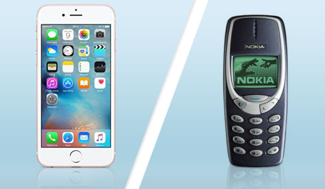 В чем разница современного смартфона от обычного телефона